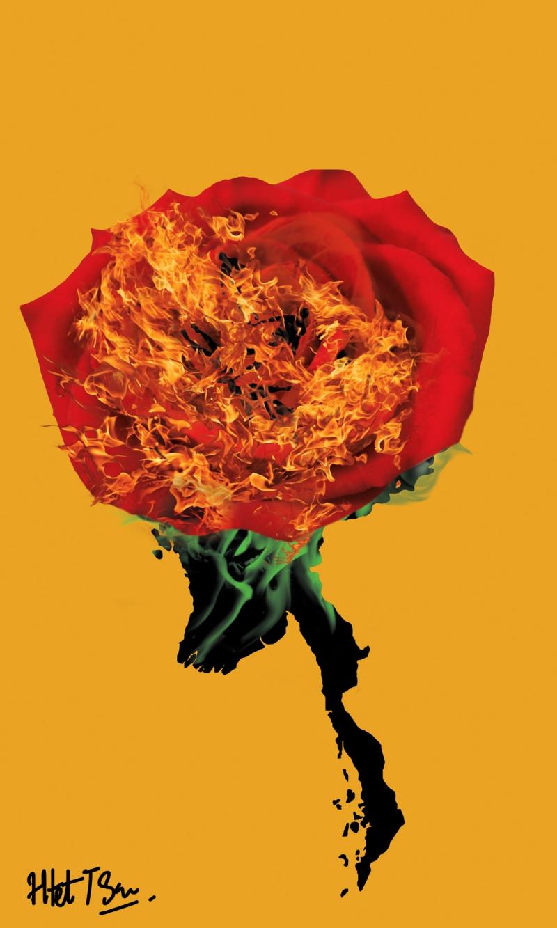 Monarchy of Roses_Htet T San 01