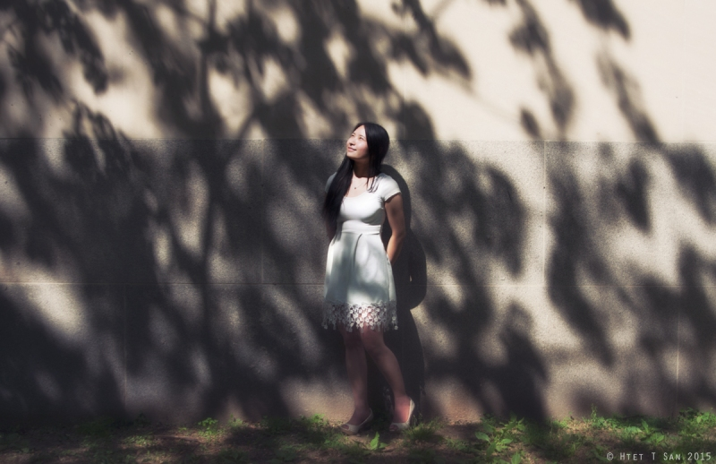 Summer/ Jasmine _ Htet T San 2015